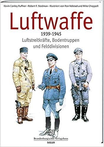 Luftwaffe: Amazon.es: Kevin Conley Ruffner/Robert F. Stedman ...
