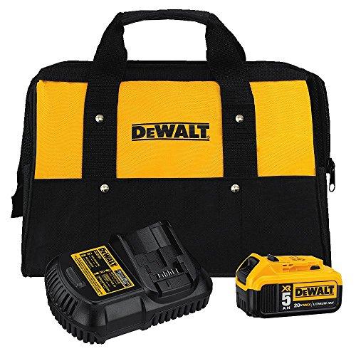 DEWALT 20V MAX Battery and...