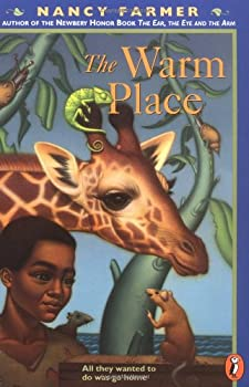 The Warm Place 0140379568 Book Cover