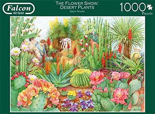 Amazon Com Falcon De Luxe 11254 The Flower Show Desert Plants