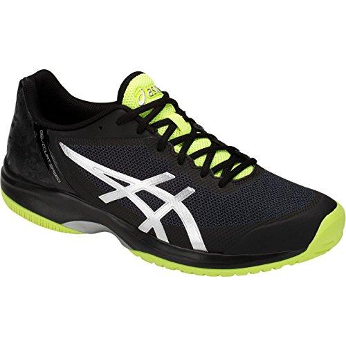 Speed Tennis Shoe, Black/Flash Yellow, Size 10 ()