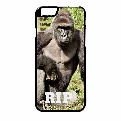 Rip harambe For Iphone 6 Plus - Iphone 6s Plus Case