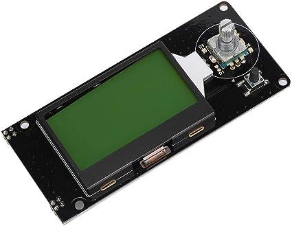 Pantalla LCD Inteligente para Impresora 3D, Pantalla LCD MKS ...