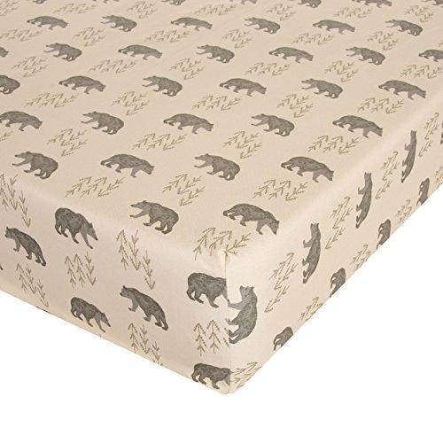 fairbanks crib sheet fitted nursery
