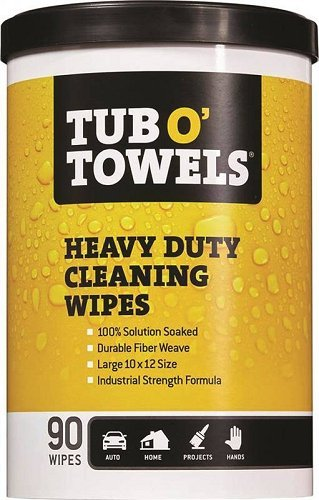 Tub O Towels Heavy-Duty 10
