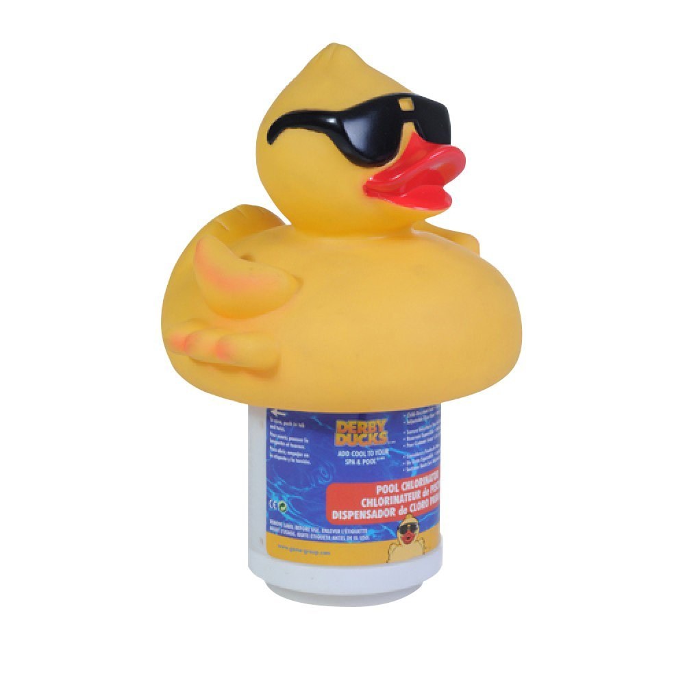 GAME 4002 Derby Duck Pool Chlorinator by GAME