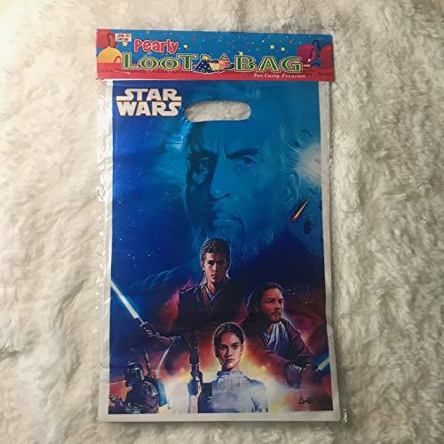 Star Wars Loot Goody Goodie Gift Bag, 6.5