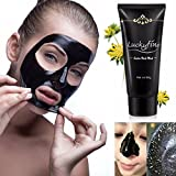 LUCKYFINE 60 g Black Head Ex Akne Peel off Maske M…