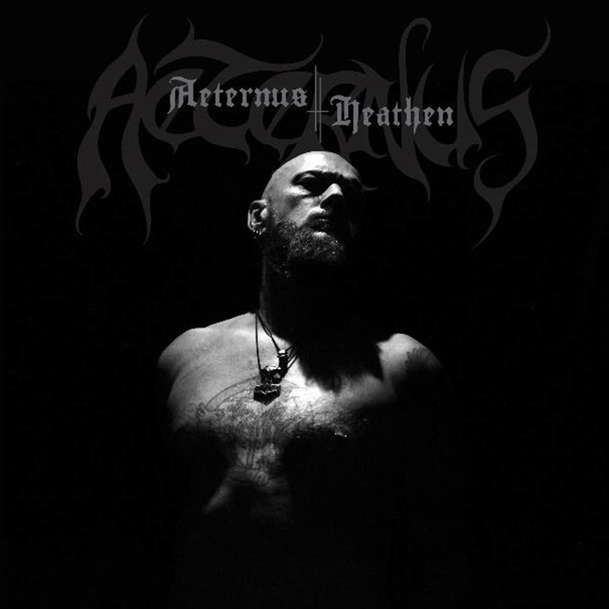 CD : Aeternus - Heathen (CD)