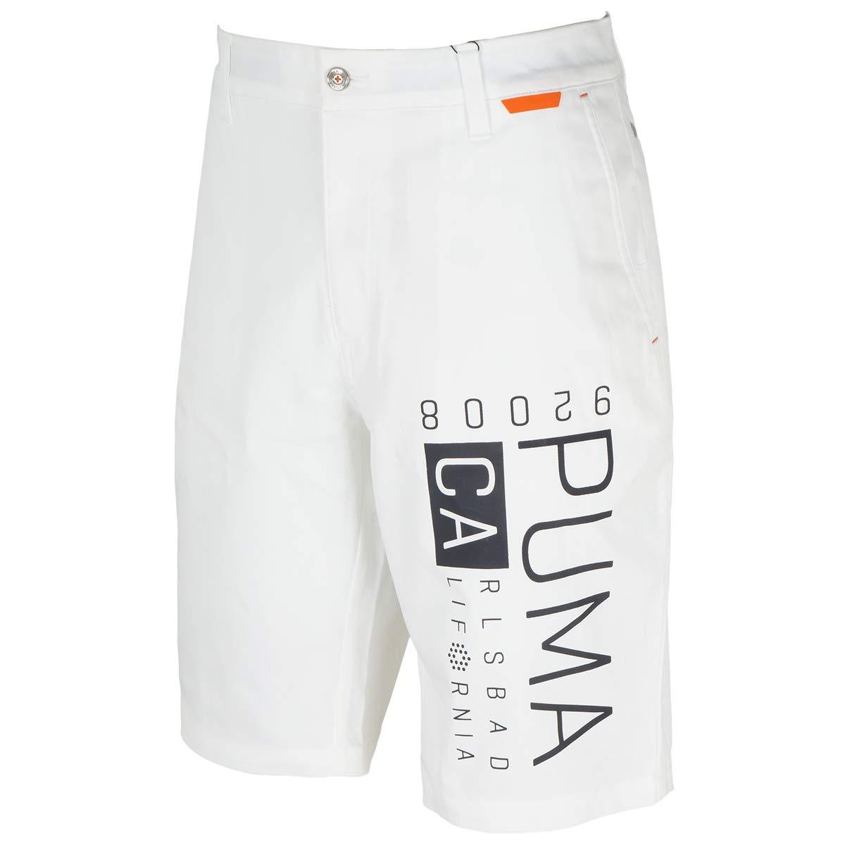プーマ PUMA ハーフパンツ CA ハーフパンツ ブライトホワイト 03 M
