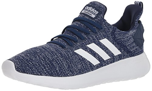 adidas Men's Lite Racer BYD Running Shoe, Dark Blue White, 11 M ()