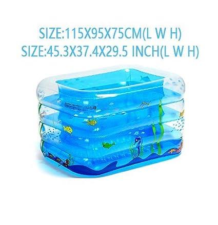 New And Hot Sale Inflatable Bath Tub Adults Plastic Bathtub Adult Swimming Pool 115