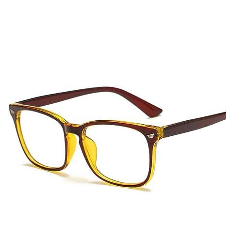 Gafas De Sol, Espejo Plano, Caja Grande, Marco De Gafas Liu ...
