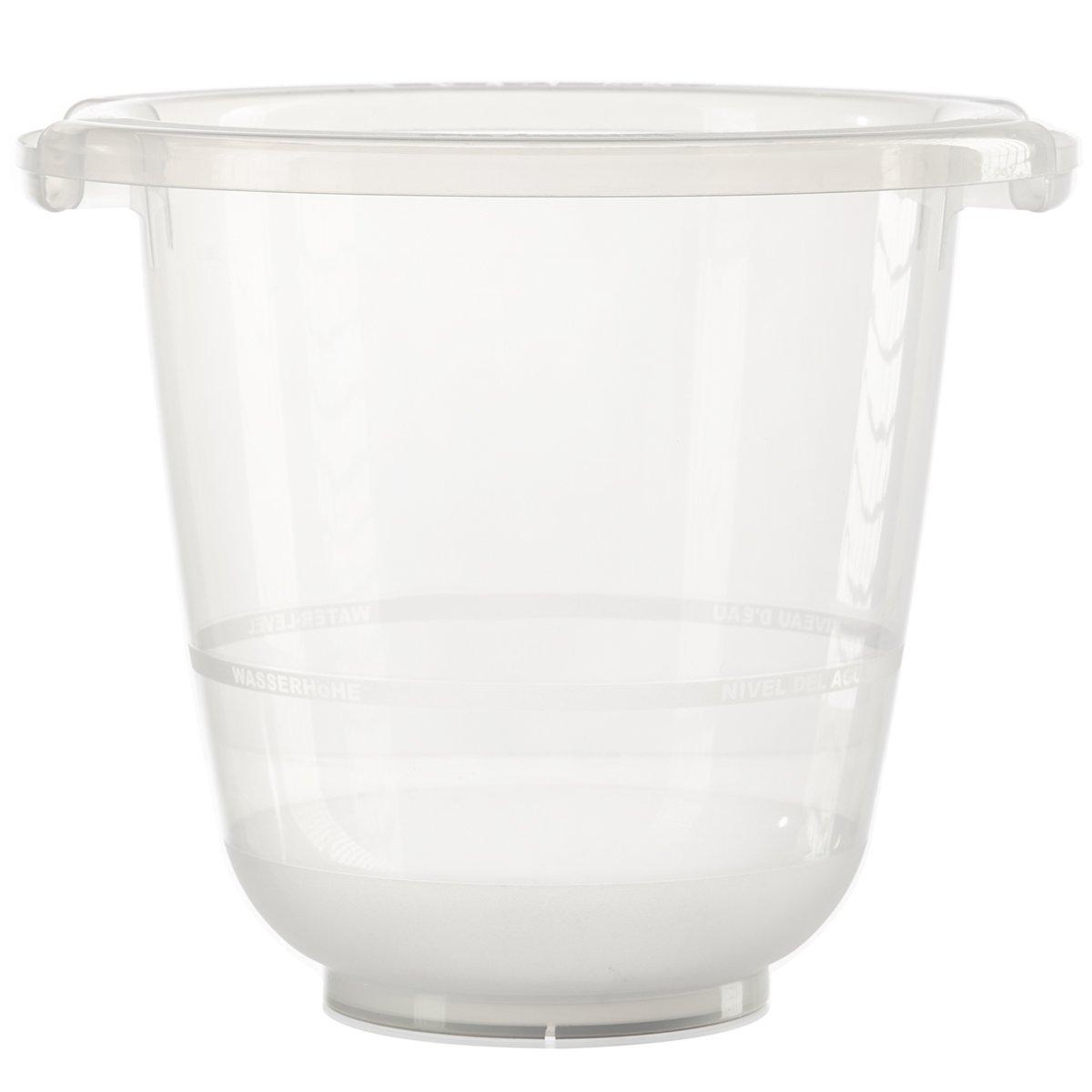 Amazon.com : The Original Tummy Tub Baby Bath - Clear : Baby Bathing ...