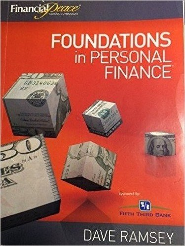 Foundations In Personal Finance  Financial Peace School Curriculum