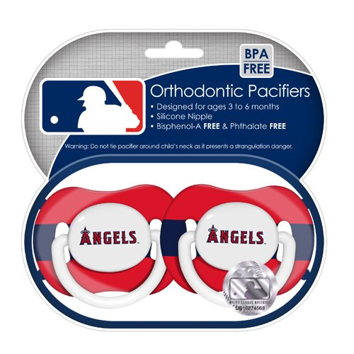 Angeles Angels Pacifiers Discontinued Manufacturer