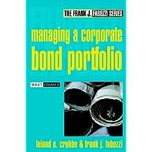 Managing a Corporate Bond Portfolio
