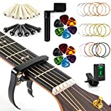 Best Acoustic Guitar Strings - Acoustic Guitar Strings Changing Kit Tool Kit Review