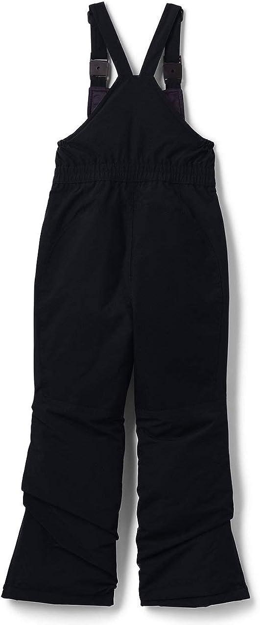 Lands End Kids Squall Waterproof Iron Knee Bib Snow Pants