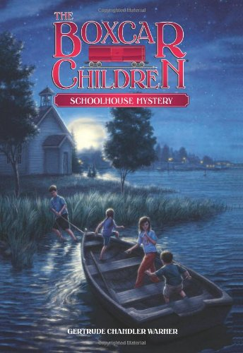 Schoolhouse Mystery (The Boxcar Children Mysteries)