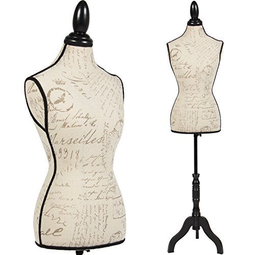 Professionally Tailor Design Female Mannequin Torso Dress With Tripod Stand Display And Add Classy Style To Your Cloths - Female Model Singapore