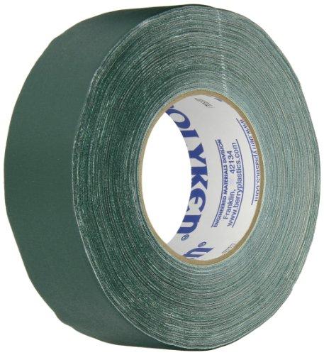 Polyken 510 Rubber Premium Grade Gaffer's Tape, Green, 48mm x 50m