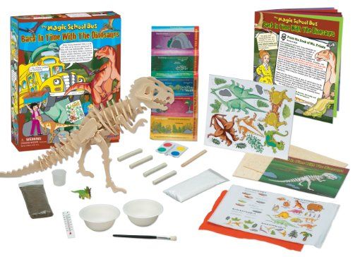 Magic Dinosaur (The Magic School Bus: Back in Time with the Dinosaurs)