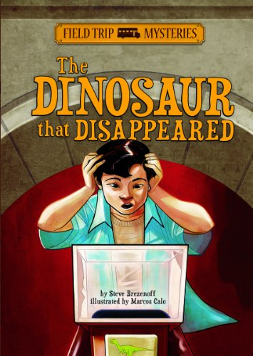 The Dinosaur that Disappeared (Field Trip Mysteries)