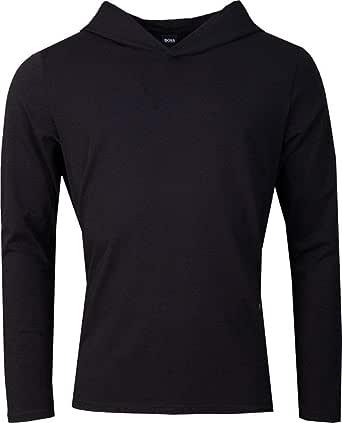BOSS Identity LS-Shirt H. Camiseta de Pijama para Hombre