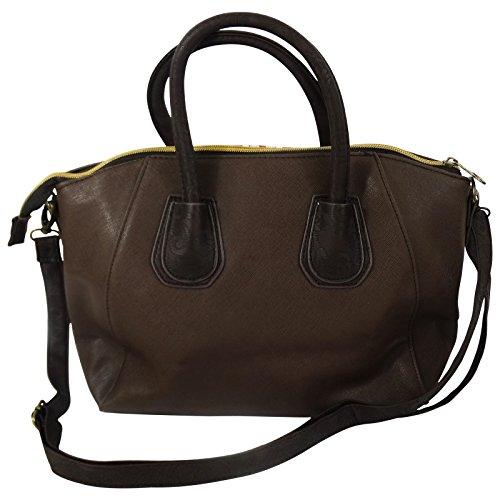 Minnie zipper Woman Bag Bowling Bag Barrel Handbag Shoulderbag