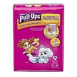 Pull ups Learning Design Training Pants 3t-4t Girl Mega Pack