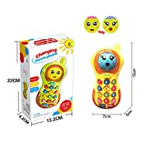 Toys Phone 6 Months Old Boys Baby Girl, Toy Phone 1 Year Old Baby Boy Girl Kid Children Gift Baby Girl Baby Toys 3-12 Months Birthday Gift Baby Phone Toy 24 Months Babies