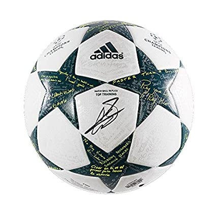 d676561b1 Gareth Bale Signed Football - Champions League Autograph - Autographed  Soccer Balls at Amazon s Sports Collectibles Store