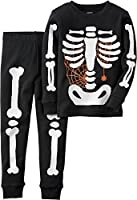 Carter's Skeleton PJ Set (Toddler/Kid)