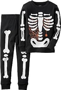 Carter's Skeleton PJ Set (Toddler/Kid)