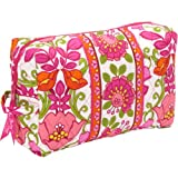 Vera Bradley Large Cosmetic (Lilli Bell), Bags Central