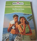 Front cover for the book Indiscretion by Anne Mather