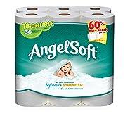 Angel Soft 48 Double Rolls Bath Tissue