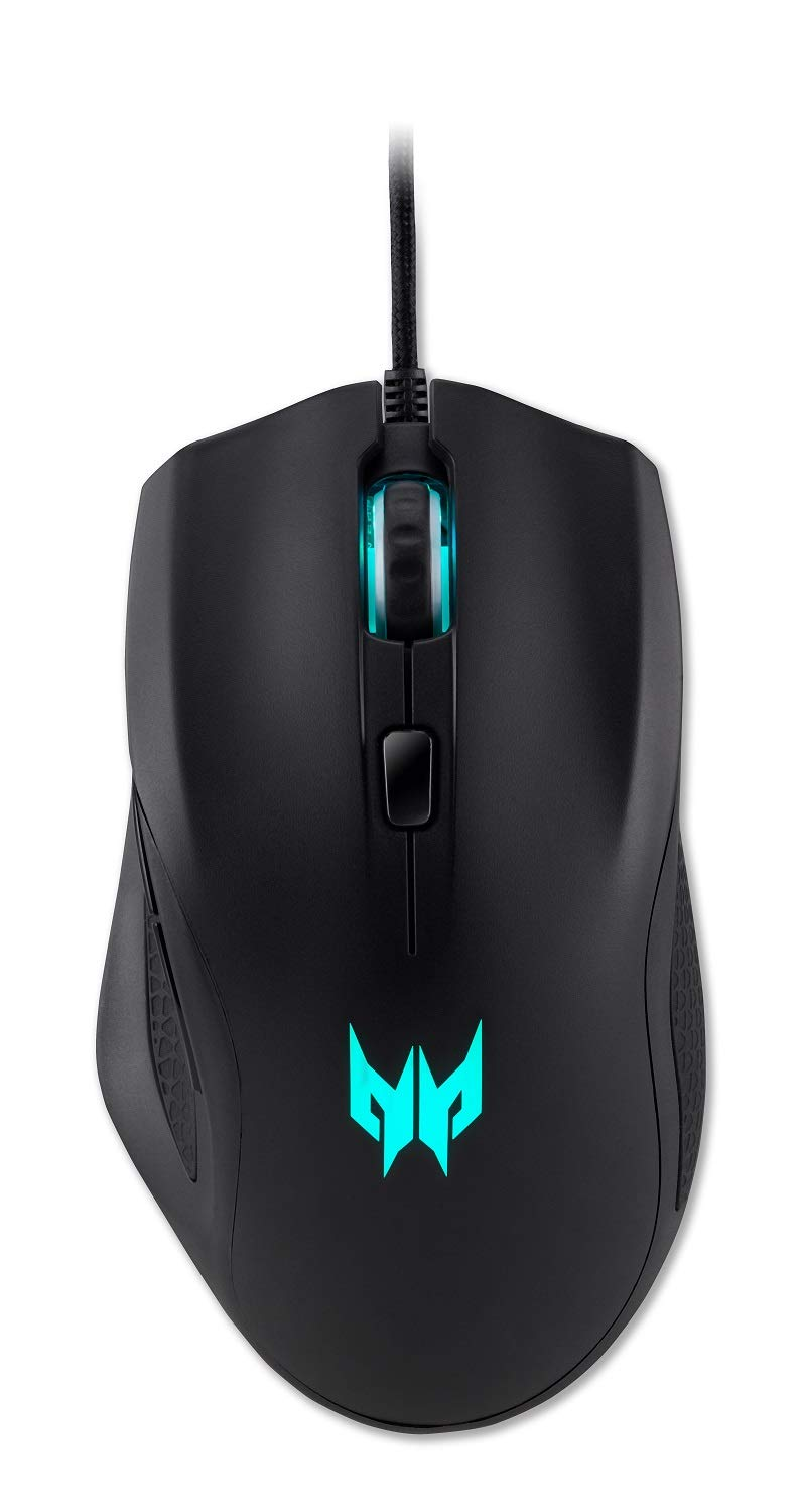 Mouse Gamer :  Acer Predator Cestus 320 RGB – On-The-Fly DPI