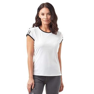 3129e15c12a54 Amazon.com: SPECIALIST SPOR CLUB 3 STR TEE, White, S: Clothing