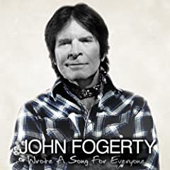 "John Fogerty is one of the most respected songwriters in the history of Rock and Roll. On his new album ""Wrote A Song For Everyone,"" Fogerty produces a masterpiece, drawing from his classic songbook of hits and collaborating with some of the ..."
