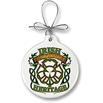 Amazon.com: Christmas Ornaments – Firefighter Gifts for ...