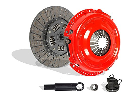 (Clutch Kit Works With Jeep Wrangler X X-S Rubicon Unlimited Sport Utility 2007-2011 3.8L V6 GAS OHV Naturally Aspirated (Stage 1))