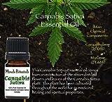 Miracle Botanicals Cannabis Sativa Essential Oil