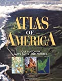 Atlas of America, Reader's Digest Editors, 0762100729