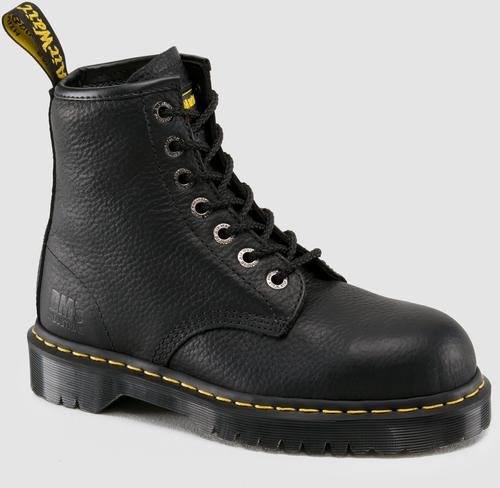 Boots Doc Martens Mens (Dr. Martens Men's Icon 7 Eye Boot,Black,10 UK/11 M US)