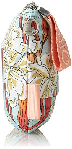 2x15x25 1 Mhz Ruffles T Turquoise Shoulderbag Turquoise x B Bag Light cm Shoulder Oilily Ornament Women's H IPxaxtwd