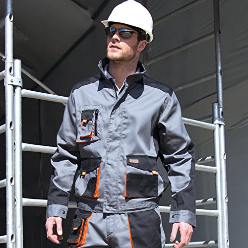 Royal R316 guard Jacket Lite Risultato Work navy Unisex nbsp;x orange x0wIRx5gq