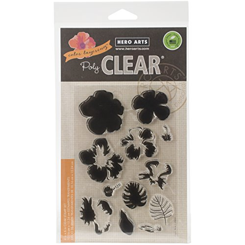 Hobby Art Clear Stamps - 7