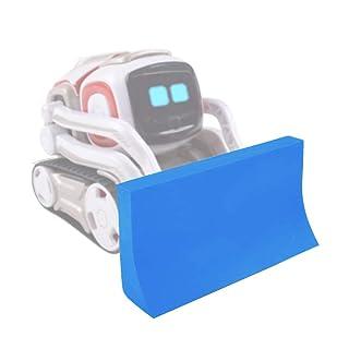 MoimTech Compatible with Anki Cozmo Robot Accessories, Cozmo Robot Bulldozer Toys Kit (Blue)